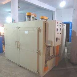 GBM 50-500 Deg. C Chamber Oven
