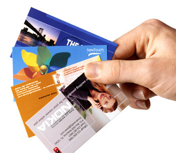 visiting card printing services - Business Card Printing