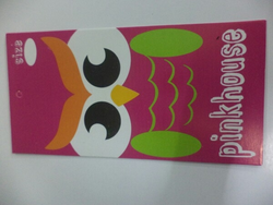 Accessories Tags Printing