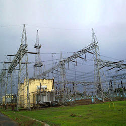 400 Kv Outdoor Switch Yard Substations