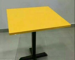 Hotel Table Or Cafeteria Table Or Dining Table