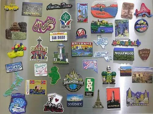 90*65mm Fridge Magnets