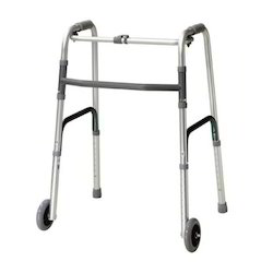 Wheels Folding Walker