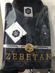 Zebetan Navy Blue Shirt