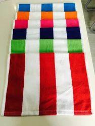 Cotton Velour Hand Towels