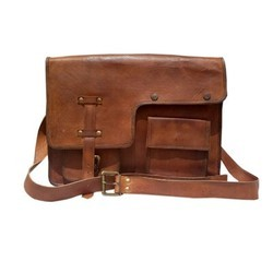 Genuine Leather Messenger Bag MESS102