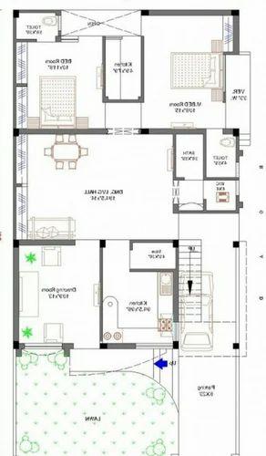 House Map Drawing House Map Designing Service in Maniyawas, Jaipur | ID: 15807571388