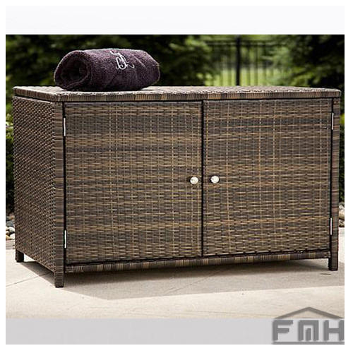 Outdoor Wicker Cabinet: Outdoor Wicker Cabinet - Ocean At Rs 27007 /set(s)