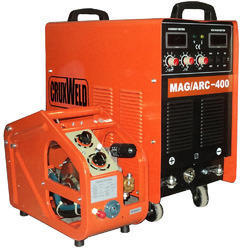 Fully Thyristorised MIG and CO2 Welding Machine
