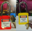 Asian Safety Padlocks