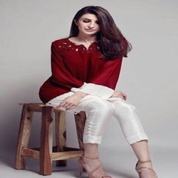 ZYRAA Collection Pakistani Kurti With Cigarette Pant