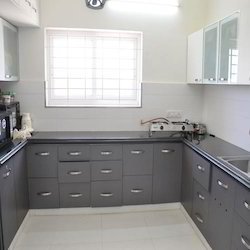 Wooden Modular Kitchen Designing Services