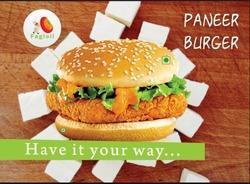 Spicy Paneer Patty