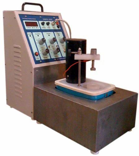 Electrolytic Metallurgical Polisher Etcher INSIPOL-2000 Lab