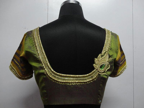 Aari Embroidery Blouse Stitching In Mogappair Chennai Chennai