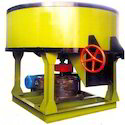 Heavy Duty Concrete Pan Mixer