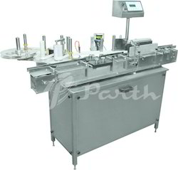 Wrap Around Self Adhesive Sticker Labeling Machine
