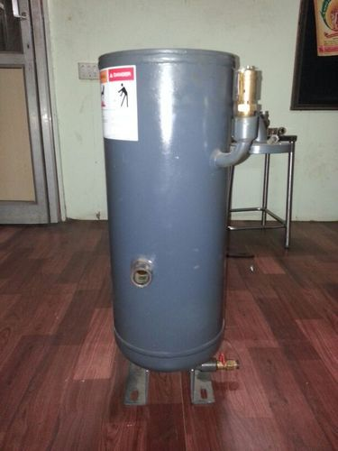 Air Receiver Tank And Pressure Vessels Manufacturer