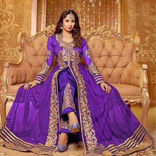 47b037f2ca Designer Pakistani Saree Indian, Salwar Kameez at Rs 1900 | Salwar ...