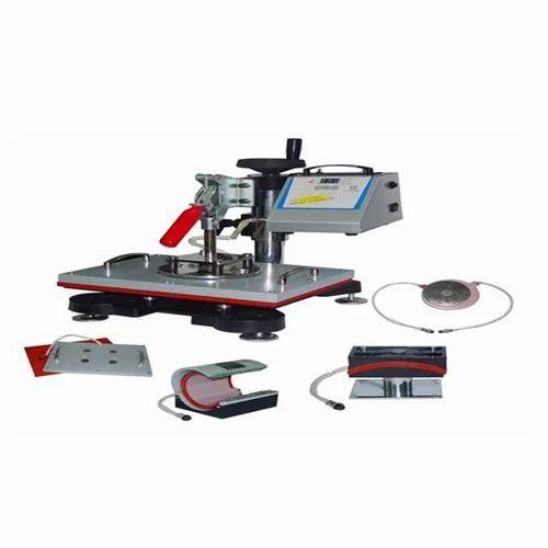 Heat Press And Printing Machine - 15*15