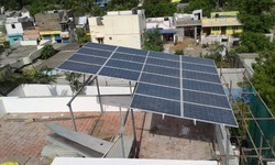 Solar Rooftop with Battery Backup