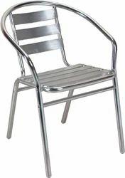 Aluminium Cafe Chair