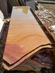 Quartzite Slabs for Dry Wall Cladding