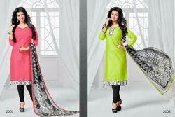 Dazzling Churidar Suit
