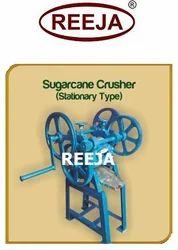 Sugarcane Crusher Stationary Type
