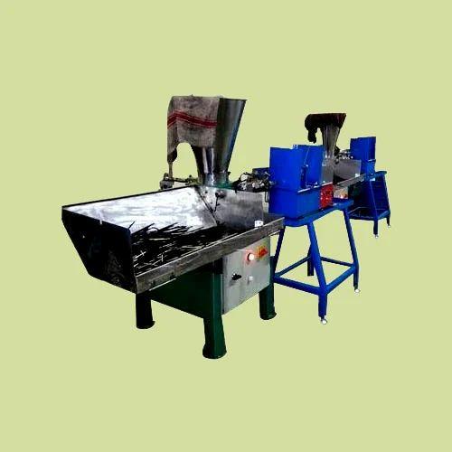 Automatic Agarbatti Making Machine Capacity 10 15 Kg Per