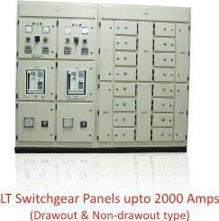 LT Switch Gear Panels