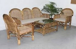 Cane Bamboo Furniture Sofa Set Whole Ers