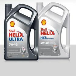 Shell Automotive Oils
