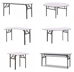 Foldable Tables for Banquet