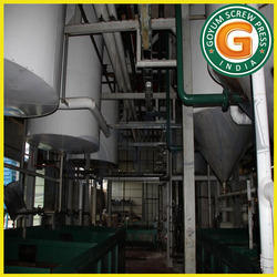Sunflower Solvent Plant