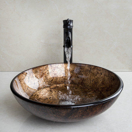 Wash Basin Table Top Glass Wash Basin Wholesale  : glass wash basin 500x500 from www.indiamart.com size 500 x 500 jpeg 43kB