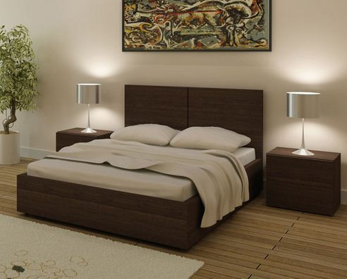 Bed With Side Tables Box Bed Producers From Patiala