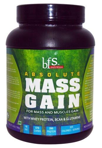 BFS Nutrition Absolute Mass Gain