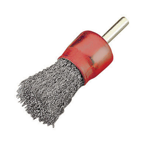 End Wire Brush