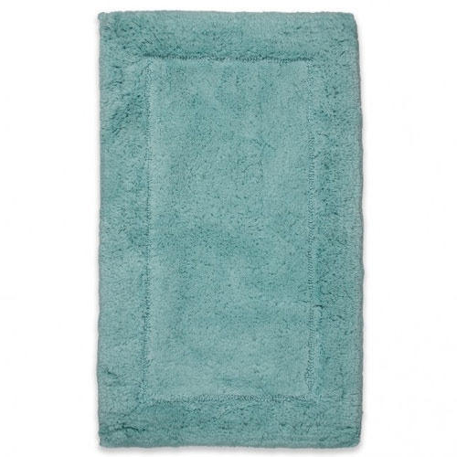 Spaces By Welspun Hygro Cotton Aqua Bath Rug Cotton Ki Nahane Ki - Aqua bathroom rugs