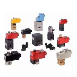Rotex 3 Port Solenoid Valve