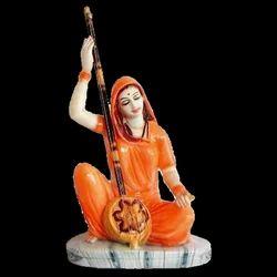 Meera Bai Marble Statue