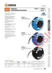 Air Water Hose Reel