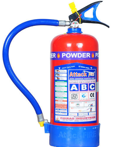 Attack Fire 90% Dry Powder Fire Extinguisher