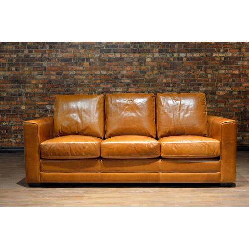 Gentil Pure Leather Sofa