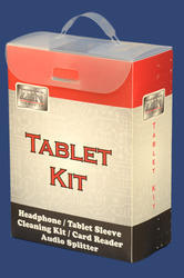 Plastic Tablet Kit Box