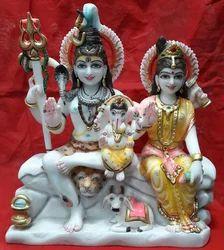 Gaurishankar Statue