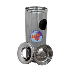 Stainless Steel 306 Dustbin