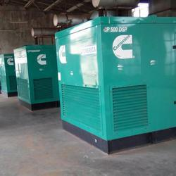 2-100 Hp Cummins Diesel Generator Sets, 7.5 To 1010 Kva, 440 V