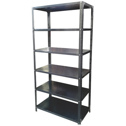 Slotted Angle Rack At Rs 1000 Piece Slotted Angle